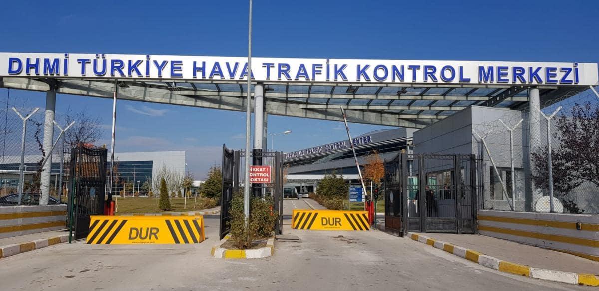 DHMI Türkiye Hava Trafik Kontrol Merkezi
