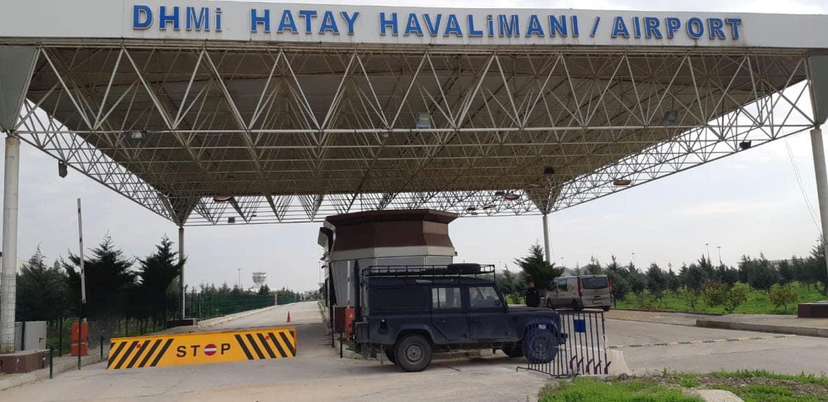 DHMI Hatay Havalimanı